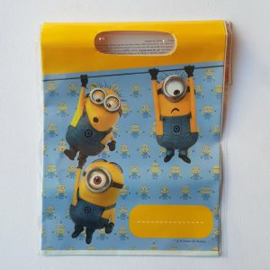 Minions themed party bags