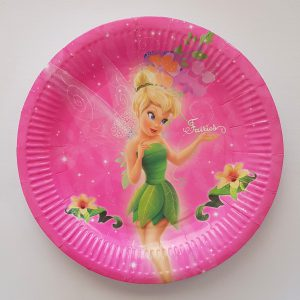 Tinkerbell plates