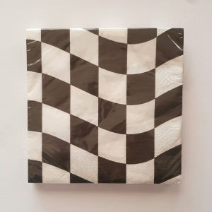 Racing Cars themed serviettes