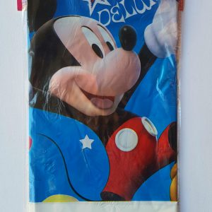 Mickey Mouse themed tablecloths