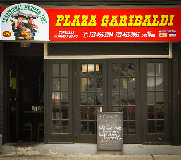 Plaza Garibaldi Restaurant Asbury Park