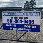 If you need a storage unit, we have one to fit your needs.