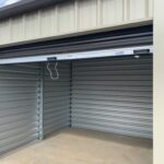 All of our mini-storage units have convenient roll-up doors.