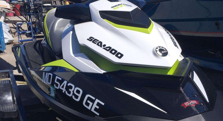 2018 SeaDoo GTi