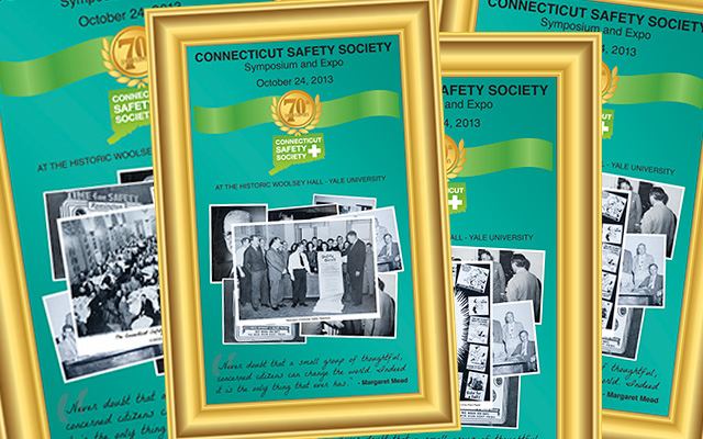 ct safety society poster artwork