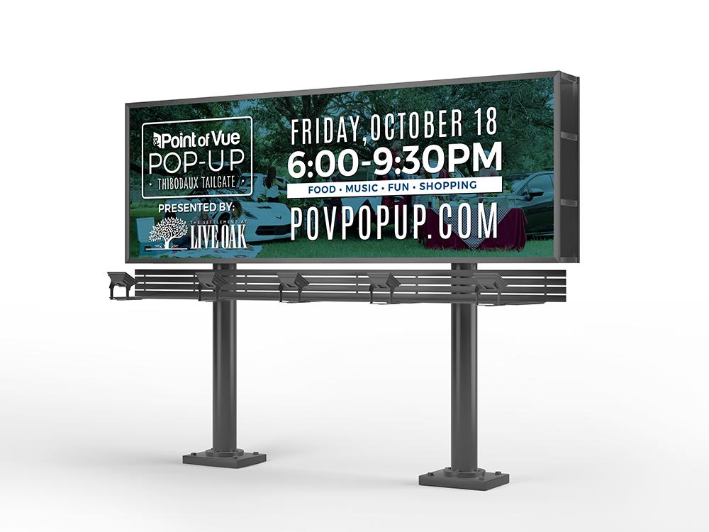 PoV Tailgate- Billboard