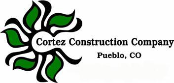 Cortez Construction Company Logo