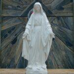 Mary Statue in Nazareth