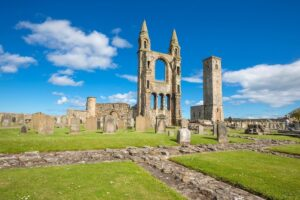 The Ruins of St. Andrews