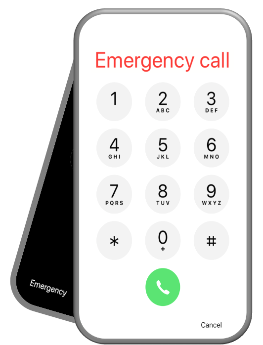 Emergency 911 is not universal. There are over 137 different Emergency country codes.