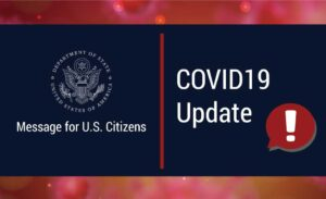 COVID updated travel restrictions