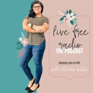 Live Free Radio - Letisha Bates