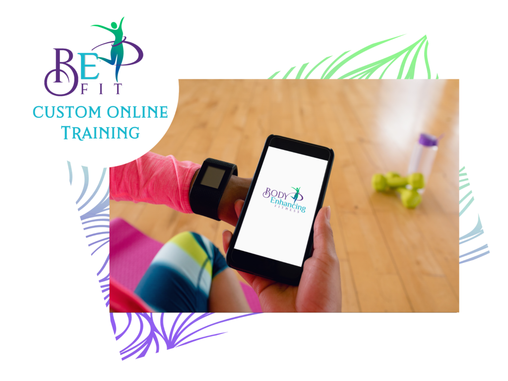 be fit custom online training