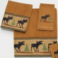 Forestry Bath Towels and Hand Towels