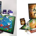 Fishing Camp and Camp Board Games