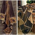 Rustic Throw Blankets
