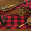 Rustic Kitchen Placemats, Towels and Textiles