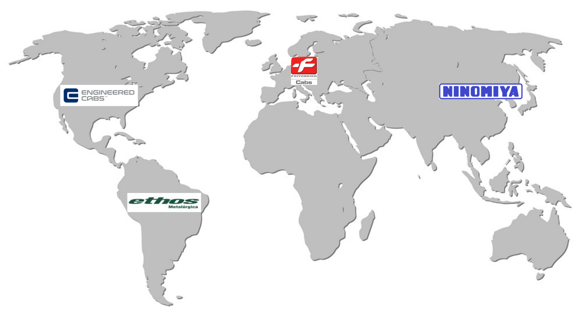 Cab Alliance World Map SEP 2020