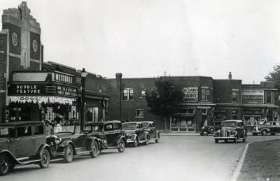 Optimized-Centre of Westdale Village 1936