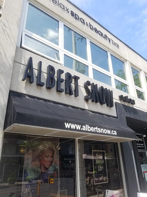 Albert Snow