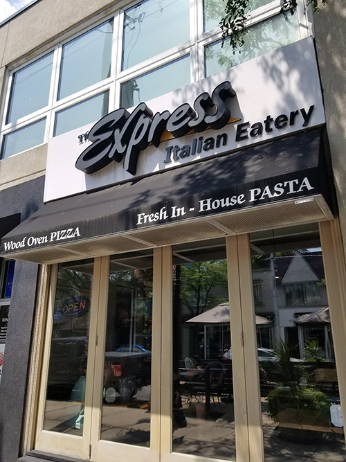 The Express Italian Eatery