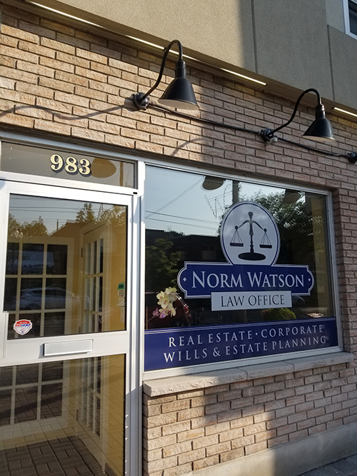Norm Watson Law Office