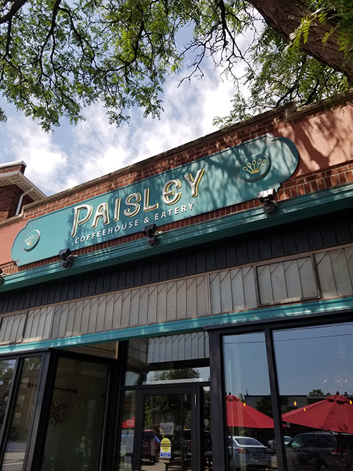 Paisley Coffee House & Eatery