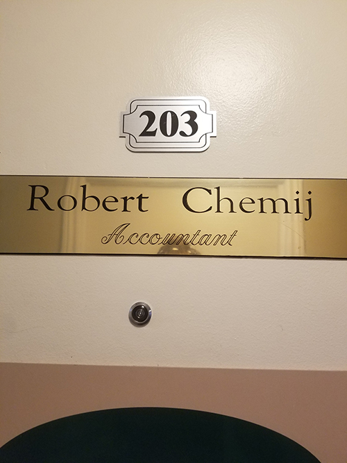 Robert Chemijj