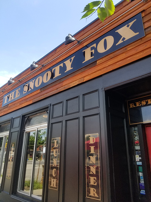 Snooty Fox 2