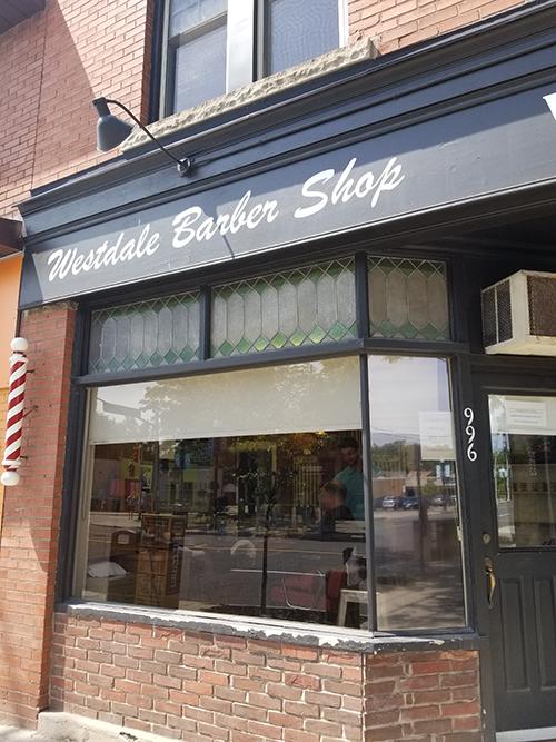 Westdale Barber