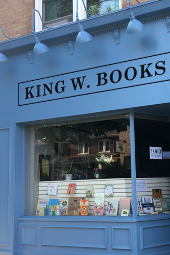 King W. Books