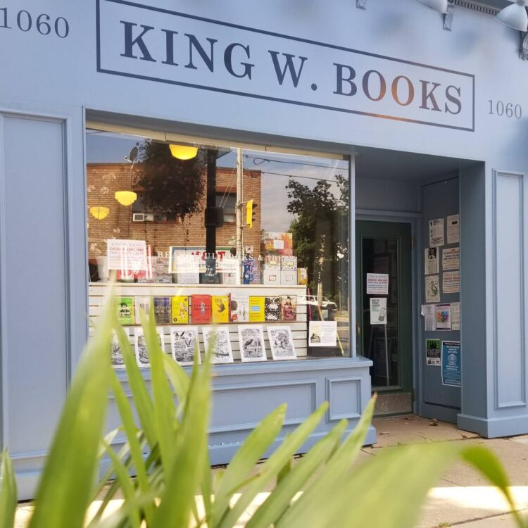 King W Books