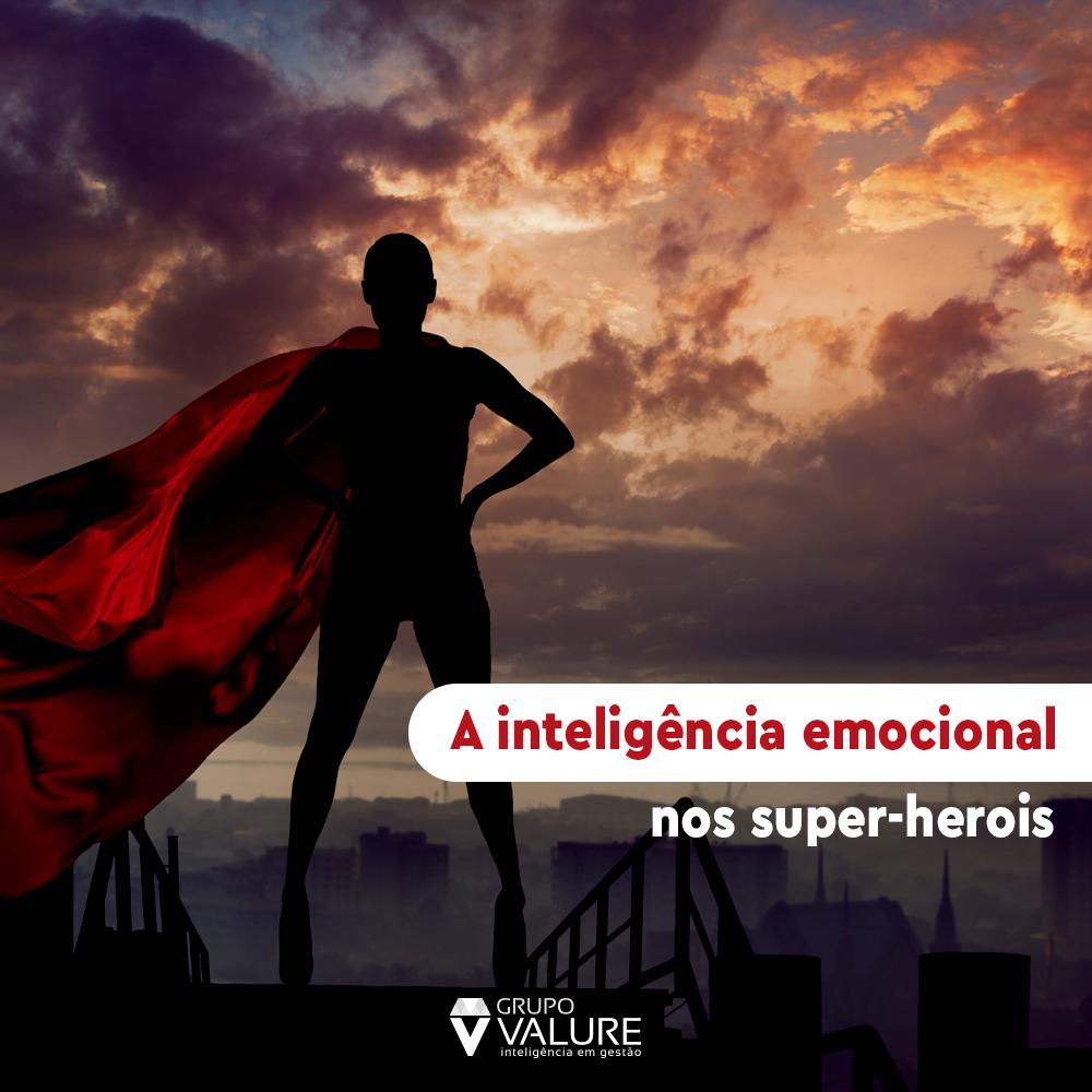 A Inteligência Emocional nos Super-heróis