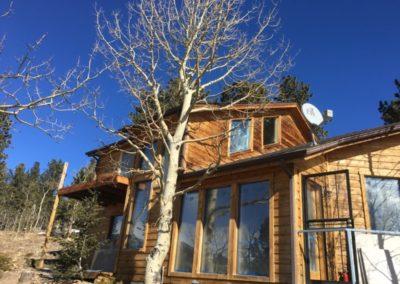 House Remodel in Idaho Springs, CO