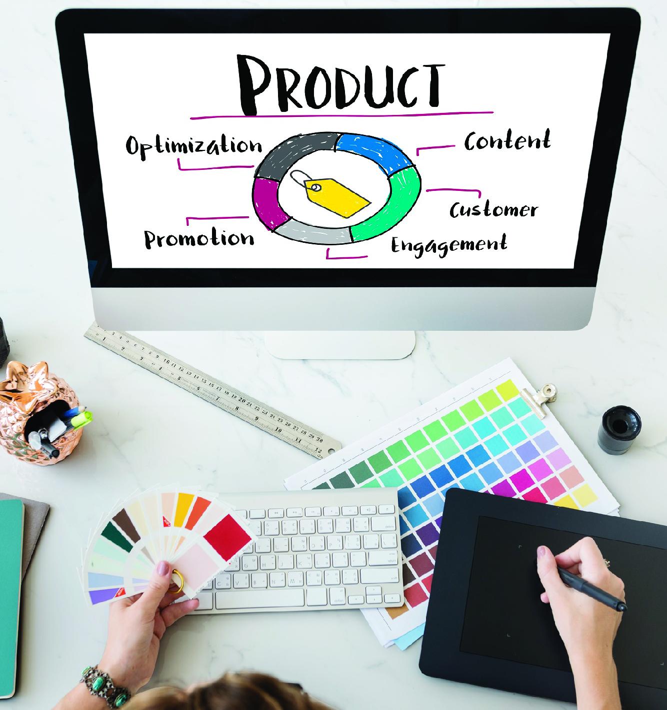 Digital marketing planning at Help Square