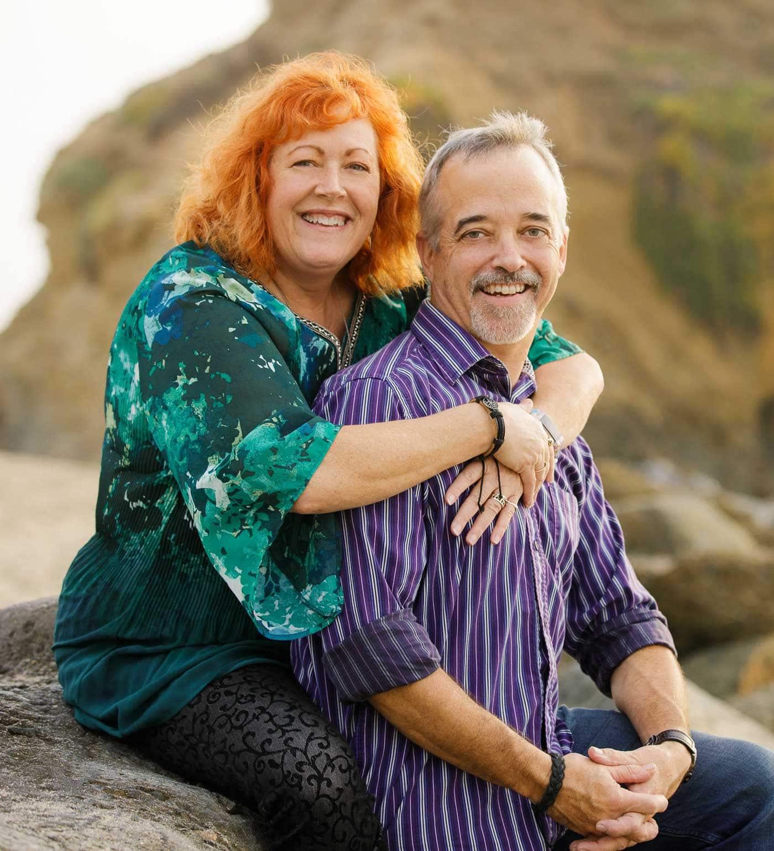 Alan & Heidi