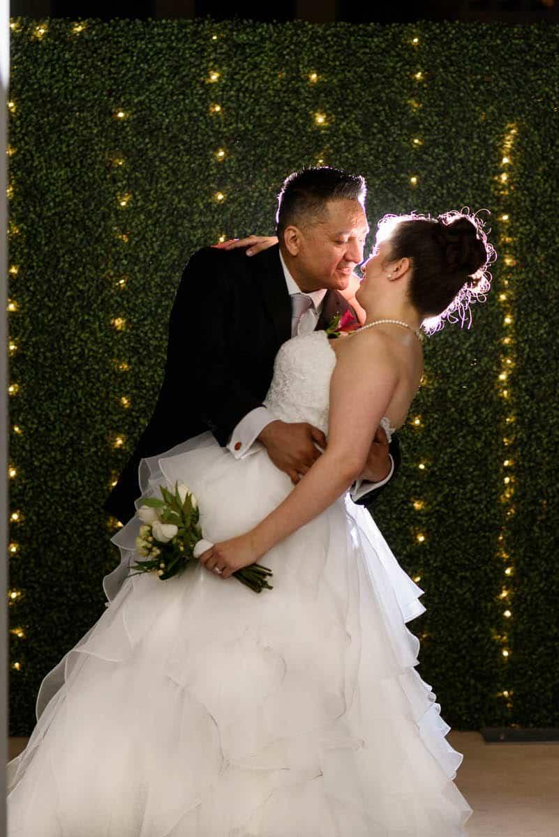 Alan & Heidi Los Angeles Wilshire Wedding