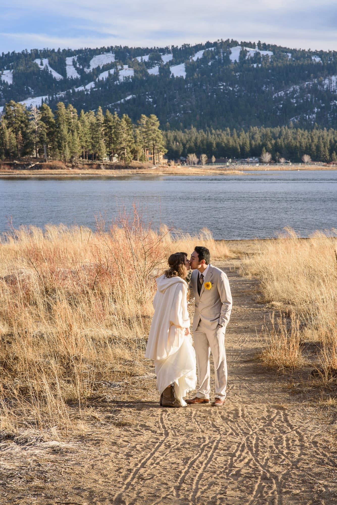 007_Alan_and_Heidi_Big_Bear_Lake_Elopement_Winter