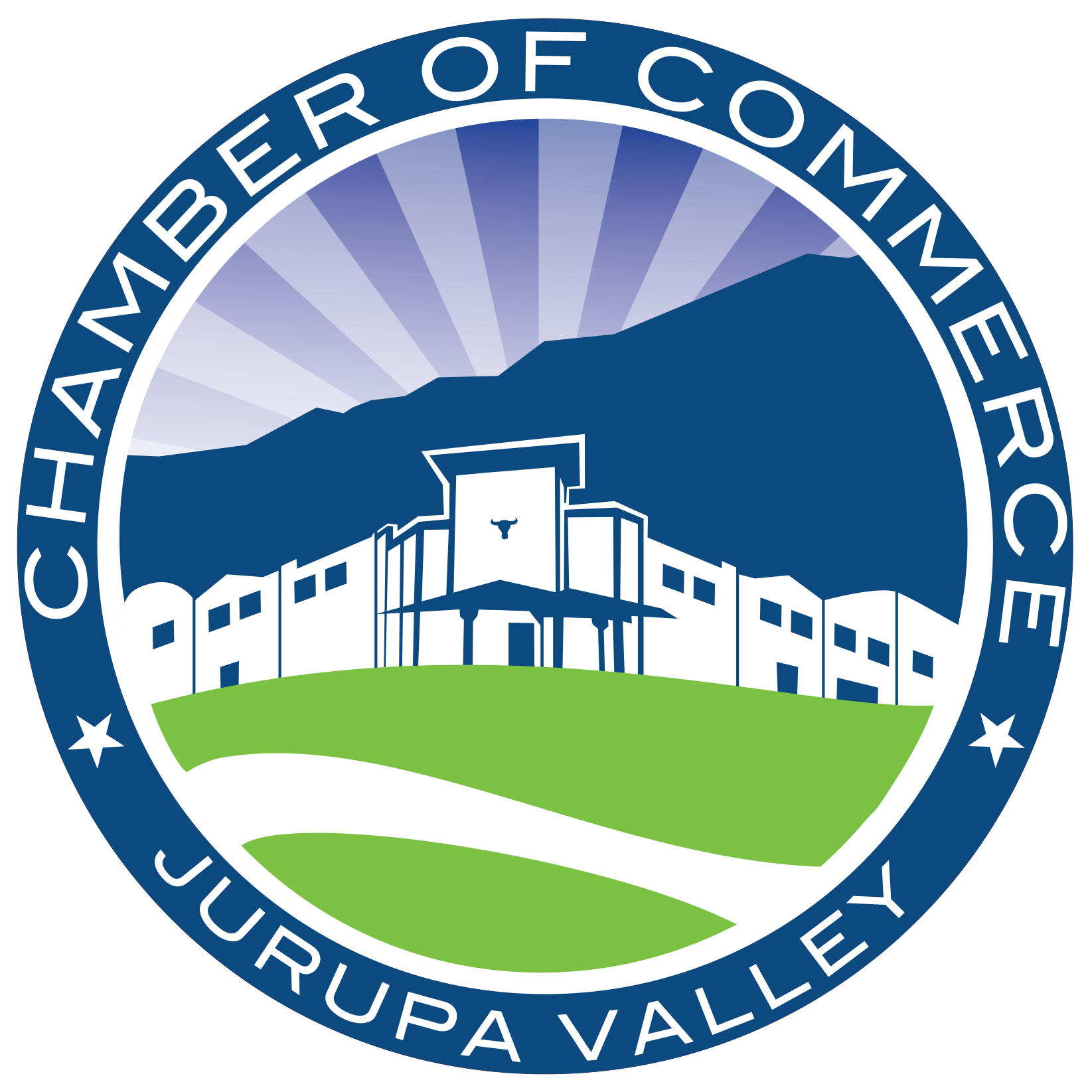Jurupa Valley Chamber of Commerce logo