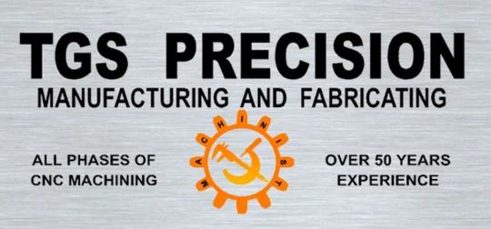 TGS Precision logo
