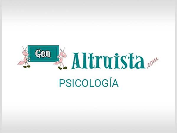 psicologia articulos