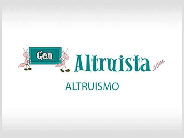 altruismo noticias