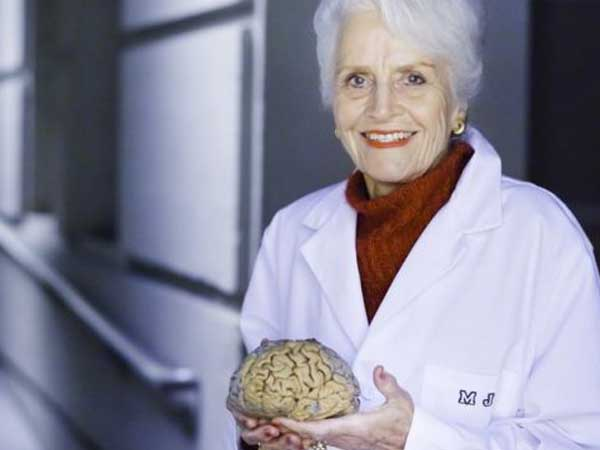 Marian Diamond, la extraordinaria científica que estudió el cerebro de Albert Einstein y nos dejó excelentes noticias sobre nuestro propio cerebro