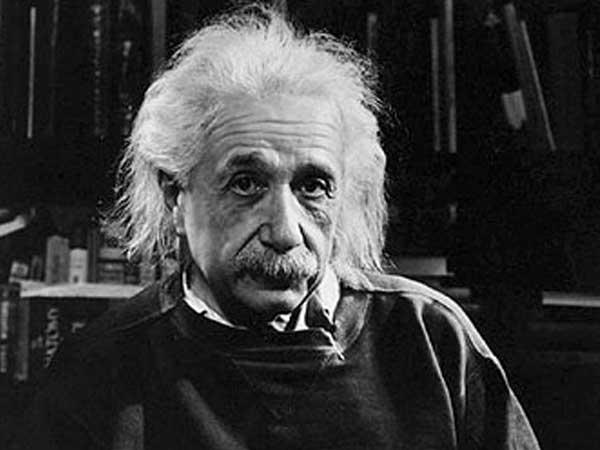 El pequeño Albert Einstein