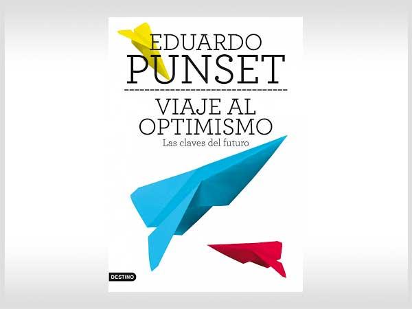"""Eduard Punset, """"Viaje al optimismo"""""""