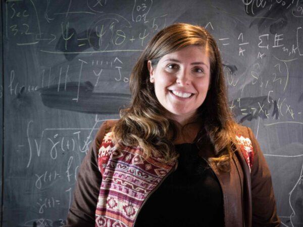 Isabel Valera, la murciana que lidera la inteligencia artificial