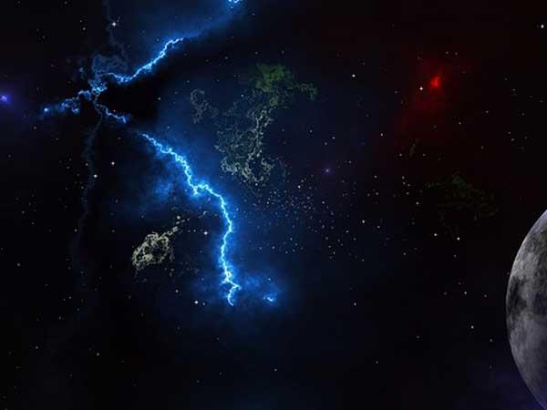 El éter o una matriz de energía que impregna y conecta todo