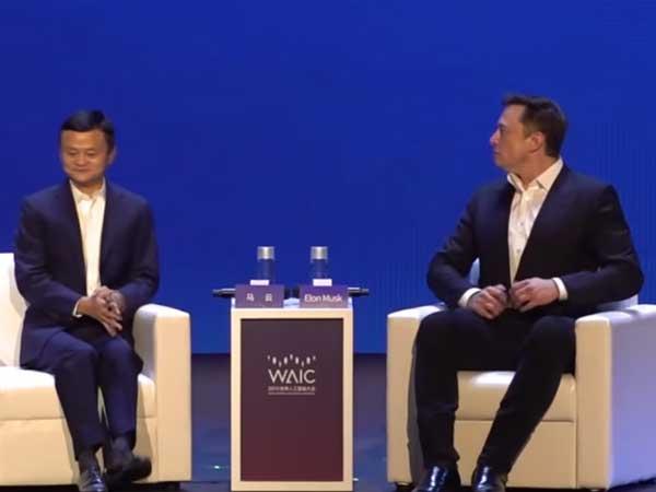 Jack Ma and Elon Musk hold debate in Shanghai