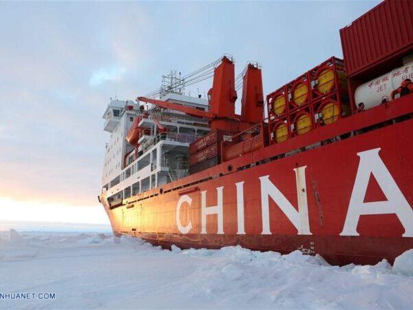 China establecerá su 5ta base en la Antártida