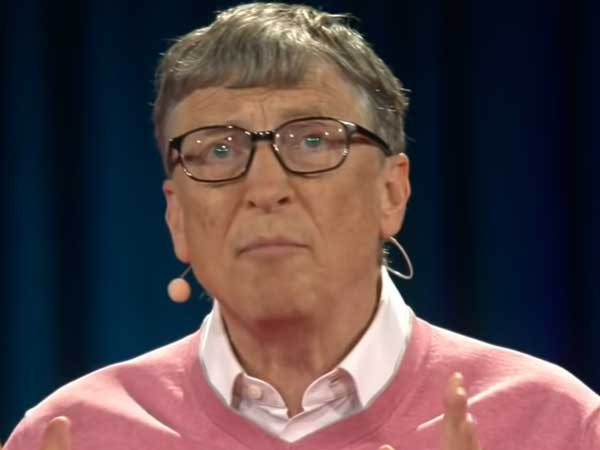 Bill Gates, The Next Outbreak? We´re not ready